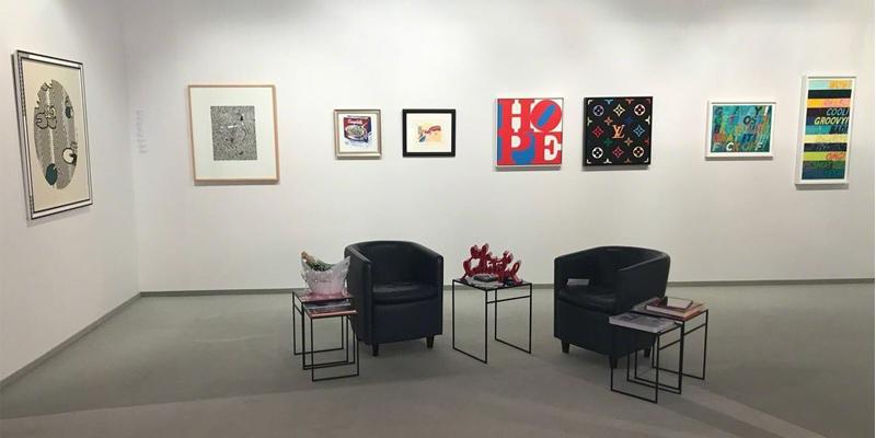 Gerald Hartinger Fine Arts Gallery