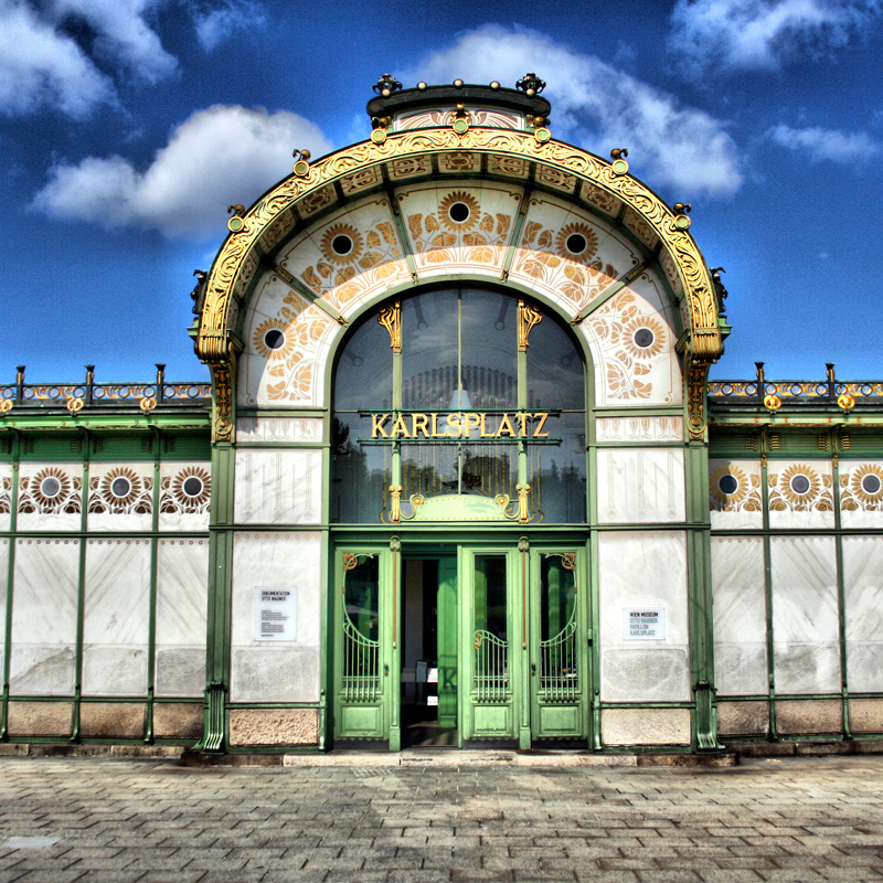 Otto Wagner Pavilion