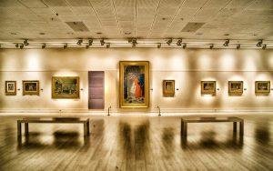 art galleries in vienna